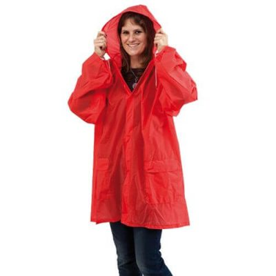 impermeable sin costuras