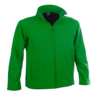 Chaqueta soft shell.