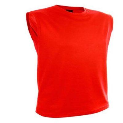 Camiseta caminar sin mangas.