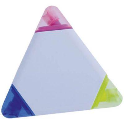 marcador triangular personalizable