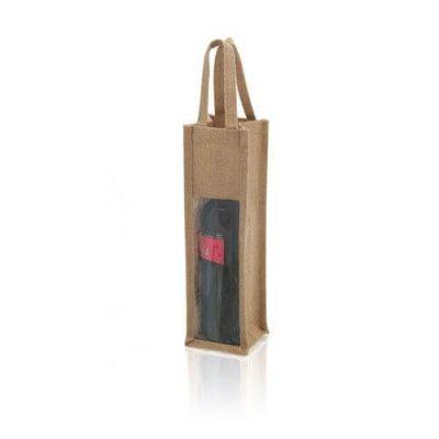 bolsa yute para vinos