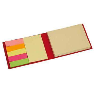bloc de notas adhesivas personalizado