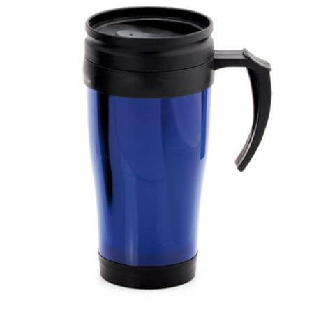 taza con tapa dosificador