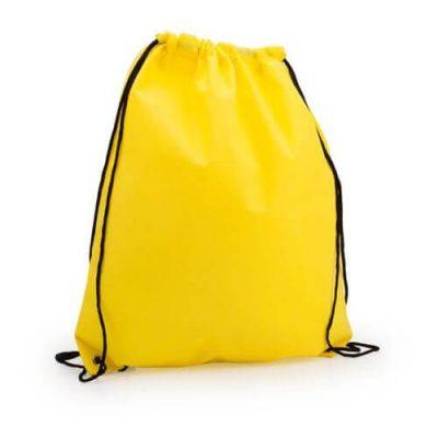 mochila de cuerdas non-woven