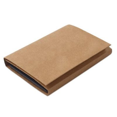 bloc de notas adhesivas con calculadora