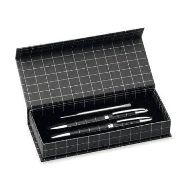 elegante set de bolígrafo