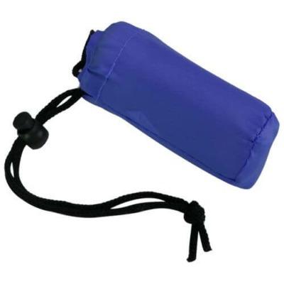 mochila de cuerdas plegable