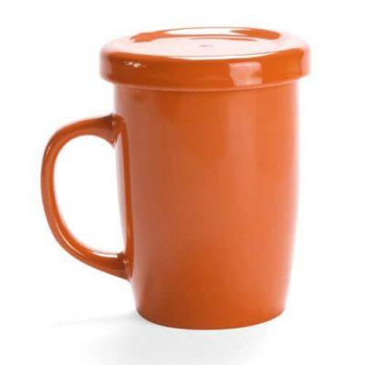 taza de cerámica para te
