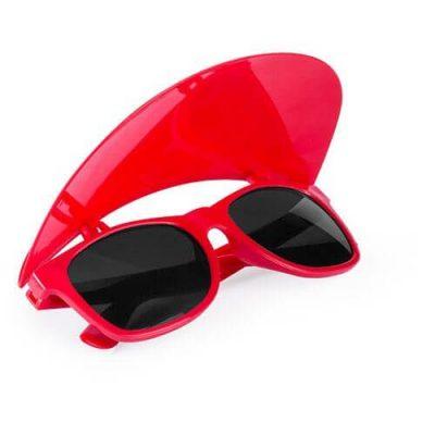 gafas de sol con visera