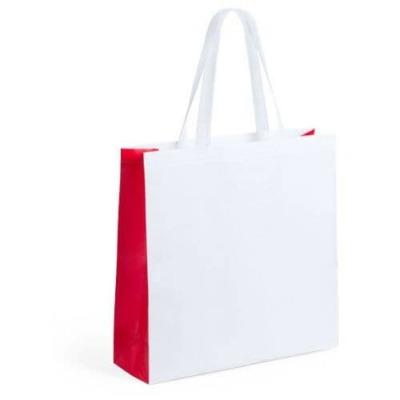 bolsa en non-woven laminado