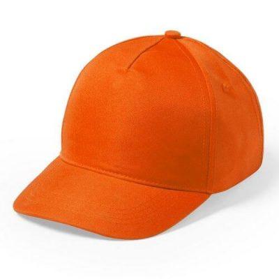 gorra de niño publicitaria
