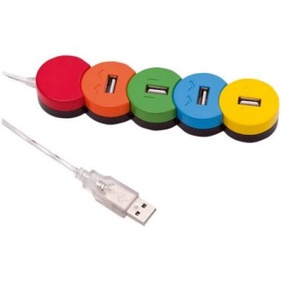 conector múltiple USB personalizable