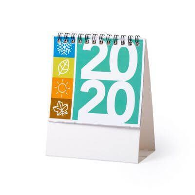 calendario sobremesa personalizable