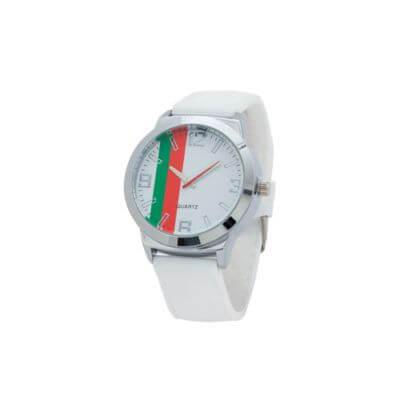 reloj pulsera analógico