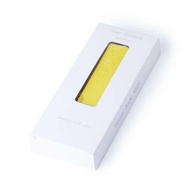 batería auxiliar externa personalizada