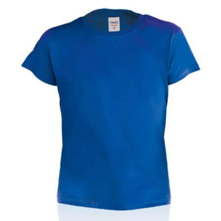 Camiseta de manga corta 100% algodón.