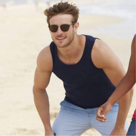 Camisetas personalizadas sin mangas