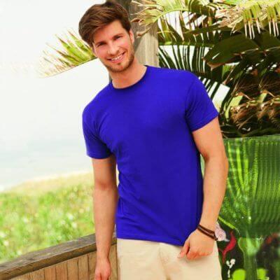 camisetas básicas de publicidad