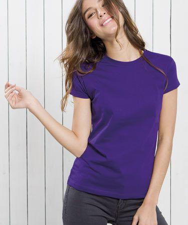 camisetas publicidad mujer