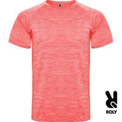 Camisetas numeradas deportivas