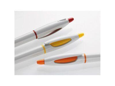 Bolígrafo blanco de calidad