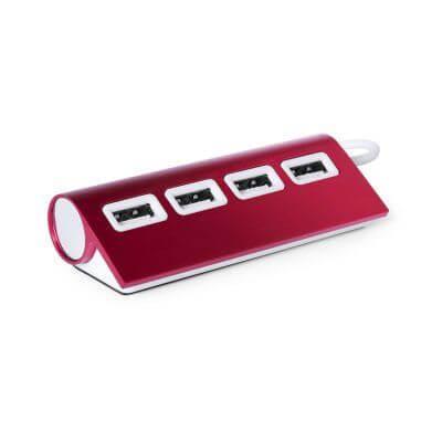 puerto USB estampado