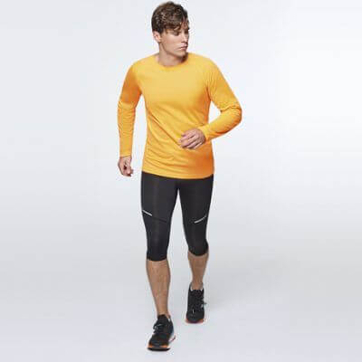 camisetas técnica manga larga