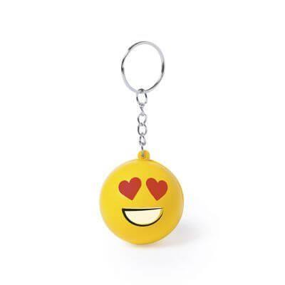 llaveros emoji personalizados