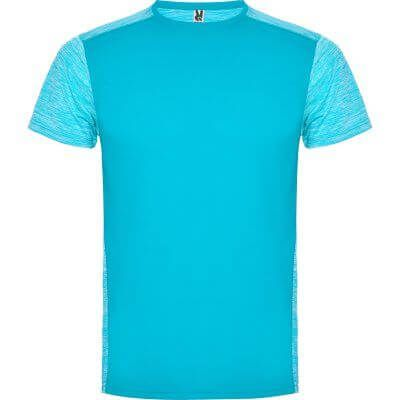 Camiseta técnica moderna para hombre