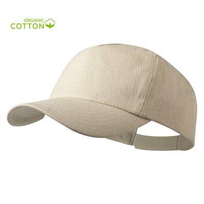 Gorra algodón orgánico